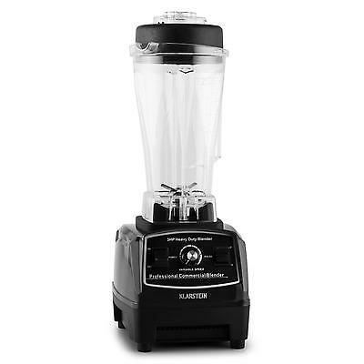 1200W Professional Electric Blender 2L Smoothie Maker Fruit Juicer & Food Mixer
