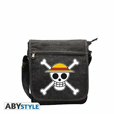 ONE PIECE Messenger Bag Skull Small Size