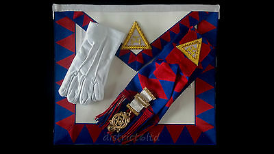masonic regalia-ROYAL ARCH- COMPANION/PRINCIPAL/PROVINCIAL CHAPTER PACKAGES (NEW
