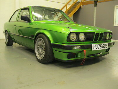 BMW 318iS COUPE RACE/TRACK CAR EXTENSIVE SPECIFICATION ELIGIBLE FOR MANY EVENTS
