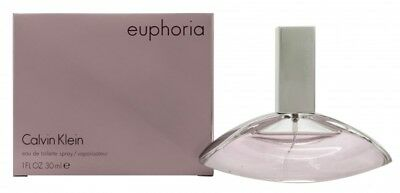 Calvin Klein Euphoria Eau De Toilette 30Ml Spray - Women's For Her. New