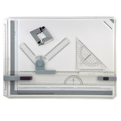 A3 Drawing Board Table with Parallel Motion and Adjustable Angle