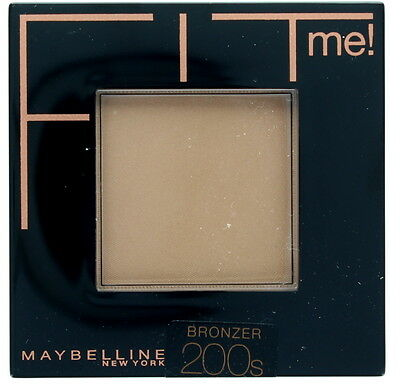 Maybelline FIT Me Bronzer 200s Compact Bronzing Powder 9g