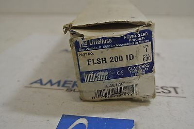 new in box economy renewable fuse ers200 200 amp 600 volt • 50 00 3 new in box littelfuse flsr200id 200 amp 600 volt class rk5 fuse flsr 200