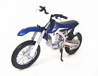 MAISTO 1:12 Yamaha YZ 450F MOTORCYCLE BIKE DIECAST MODEL TOY NEW IN BOX