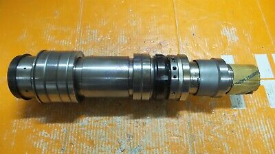 Chiron 1011127 Spindle Assembly 15 18 24 Series HSK-A63 10,500RPM Machining Mill