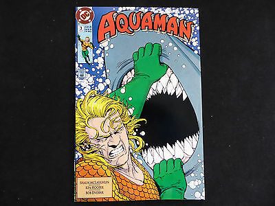 Aquaman #3 (Feb 1992 DC)