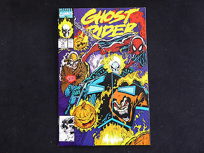 Ghost Rider #16 (Aug 1991 Marvel)