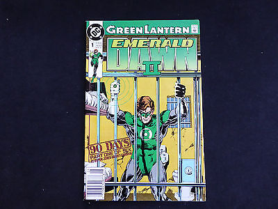 Green Lantern:Emerald Dawn II #1 (Apr 1991 DC )