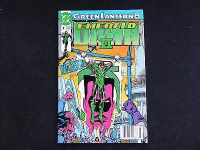 Green Lantern:Emerald Dawn II #4 (Jul 1991 DC )