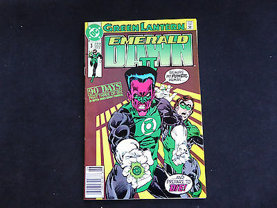 Green Lantern:Emerald Dawn II #3 (Jun 1991 DC )