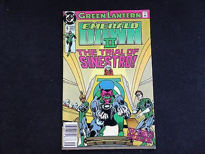 Green Lantern:Emerald Dawn II #6 (Sep 1991 DC )