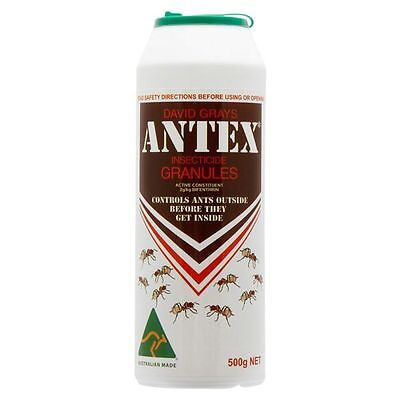David Grays ANTEX Insecticide Granules 500G
