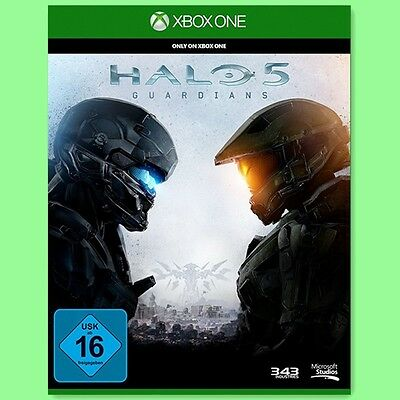 Halo 5 V Guardians Xbox One volle Spiel Download Code - Microsoft Game Key EU DE