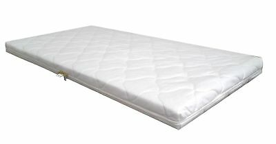 Baby Foam Mattress Comfort Protect quilted antibacterial 60 x120 mattress