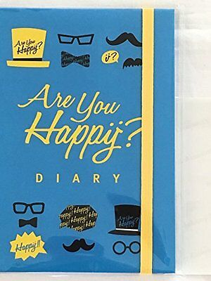 """ARASHI """"LIVETOUR Are you Happy? 2016"""" official Goods schedule book"""
