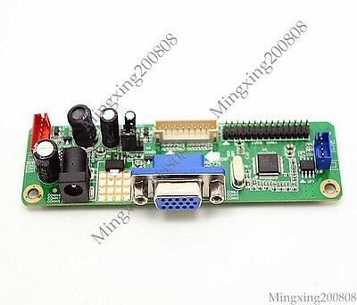 "LM.R70.P LCD Monitor Driver Control Board 10""-26"" External VGA Port Built-in 12V"