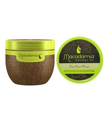 Macadamia Deep Repair Masque reconstructeur 470ml