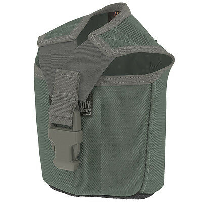 Maxpedition 1-Qt Usgi Canteen Carrier Military Bottle Molle Pouch Foliage Green