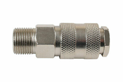 Connect 30979 Euro Universal Male Coupling 3/8 BSP Pack 1