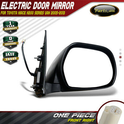 Power Electric Door Mirror for Toyota Hiace H200 Van 2005-2013 Front Right