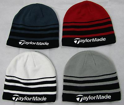 Taylormade Golf R11 Tour Winter Beanie Hat Lined RRP£15 - 1st Class Post