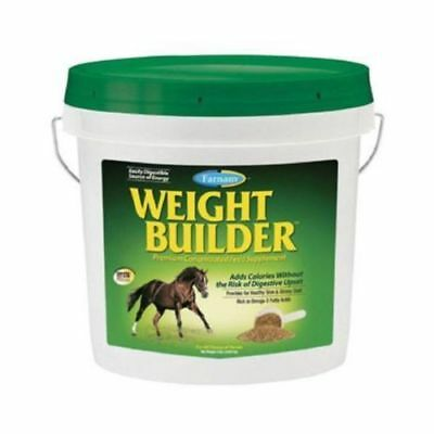 FARNAM WEIGHT BUILDER horse concentrated high calorie supplement maintain weight