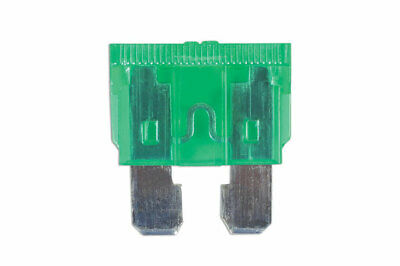 Connect 30421 Auto Blade Fuse 30-amp Green Pack 50