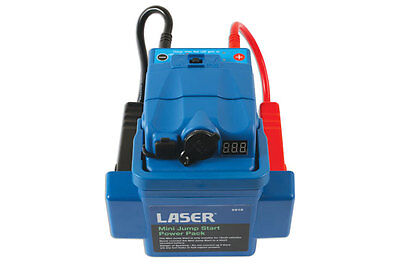 Laser Tools 5918 Mini Jump Start Power Pack