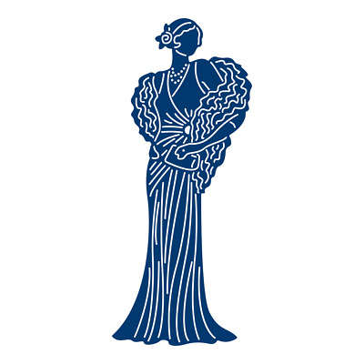 New Tattered Lace Essentials GLITZ AND GLAM 'DAISY' DIE - ETL526 - FREE UK P&P