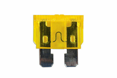 Connect 36827 20amp Standard Blade Fuse Pk 10