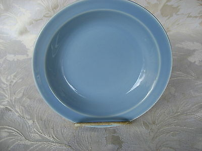 Fantastic Luray Windsor Blue Flat Rimmed Soup Made 11/51