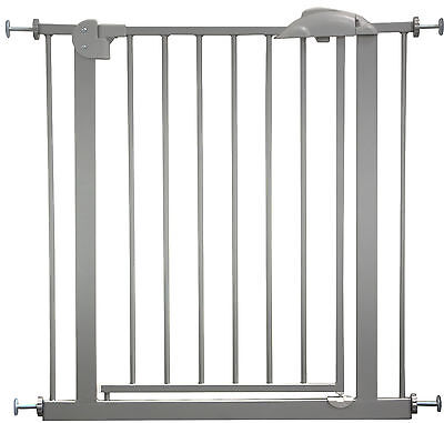 Adjustable Safety Gate MIKA | 12 sizes | stair door auto-close children baby