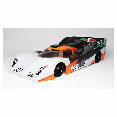 Montech-MF 10 Pan Car 1/10 200mm Asphalt (Unpainted) - MT015005