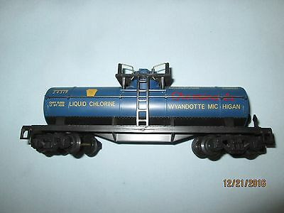 American Flyer by Lionel #24319 Pennsylvania Salt Tank Car- Excellent Condition
