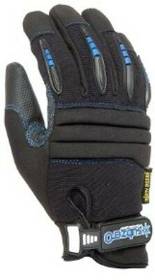 Dirty Rigger SubZero Cold Weather Glove, Large - Black
