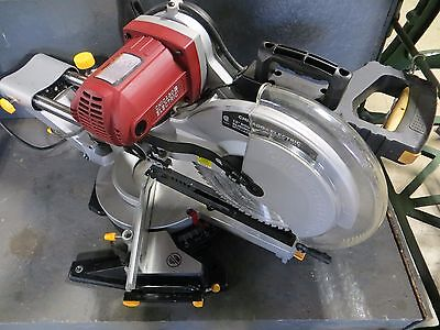 Used Chicago Electric Sliding Miter Saw, Model 69684