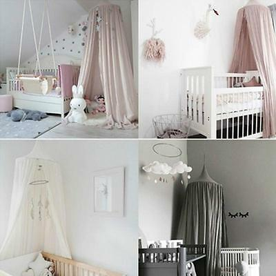 Canopy Bed Netting Mosquito Bedding Net Dome Children Reading Play Tent Bedcover