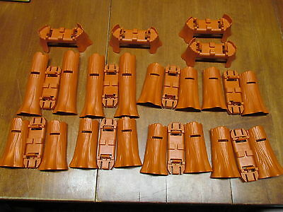 Thomas Tank Engine Trackmaster Zip Zoom Logging Adventure 12 Risers Lifts Parts