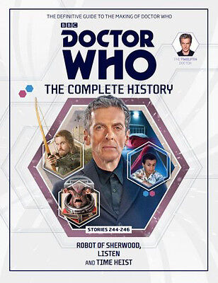 Doctor Who The Complete History Volume #35 Hardcover Hachette