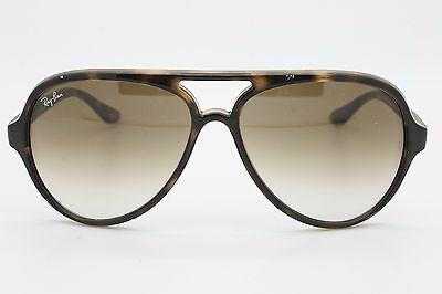 Ray Ban *CATS 5000* RB 4125 710/51 2N sunglasses made in Italy /
