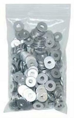 """Back-up Rivet Washers 1/8"""" 250ct. for 1/8 Pop Rivets IMCA Racing Fasteners"""