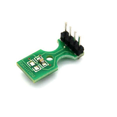 SHT10 Digital Temperature Humidity Sensor Module Single-Bus Out For Arduino