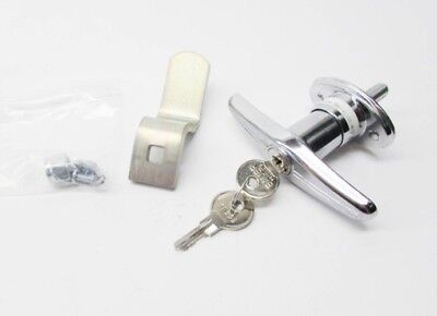 New Square D 46007-384-53 T-Handle Locking with Keys and Accessories Kit