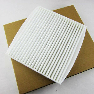 1 pc ONLY FIT  NANOFLO FIBROUS AC CABIN AIR FILTER WHITE 8CM x 9CM x 1.5CM