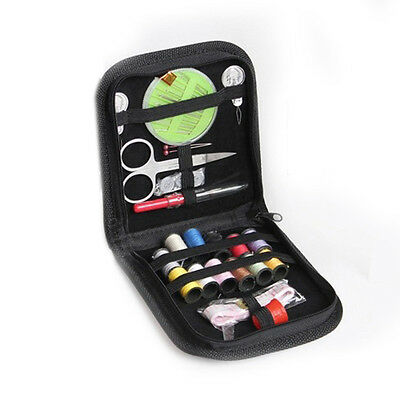 Embroidery Sewing Kit Home Travel Emergencies with Scissor Thread 26.5*12*2.5cm