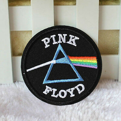 Pink Floyd Embroidered Sew Iron on Patch Badge Punk Rock Metal