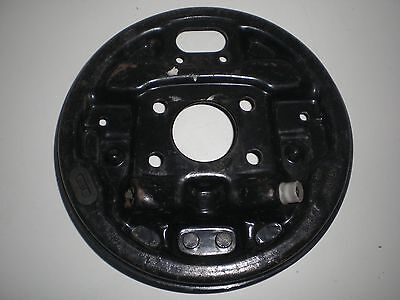 Ford Escort Mk3 Genuine NOS Rear Brake Drum Back Plate 67190192  670191R1