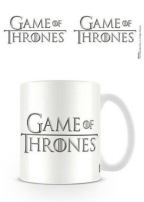 GAME OF THRONES LOGO - TV MEMORABILIA - 300ml MUG x