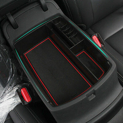 Armrest Secondary Storage Glove Box Container Pallet for Kia Sportage KX5 16-17